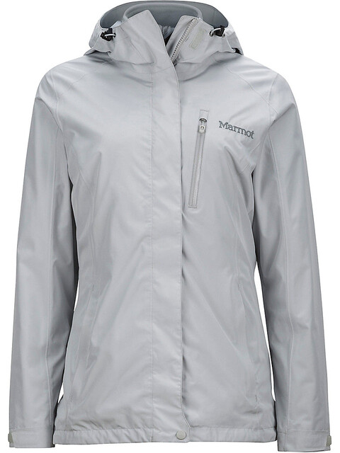Marmot Ramble Component Shell Jacket Women Glacier Grey